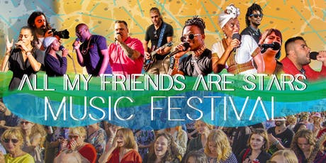 4th All My Friends Are Stars Music Festival 2019 - Gothenburg Sweden tickets