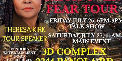 FAITH OVER FEAR TOUR 2019