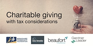 Charitable Giving with Tax Considerations
