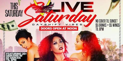V-LIVE ATLANTA DAY PARTY!!