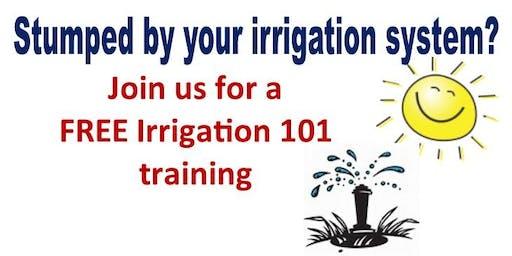 Irrigation 101