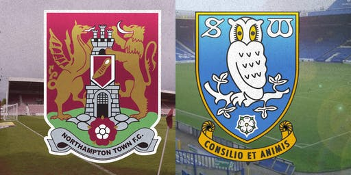 SHEFFIELD WEDNESDAY HOSPITALITY AT NORTHAMPTON TOWN FOOTBALL CLUB