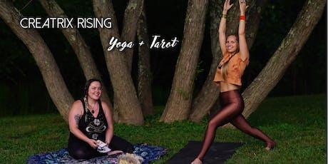 Creatrix Rising • Yoga + Tarot tickets