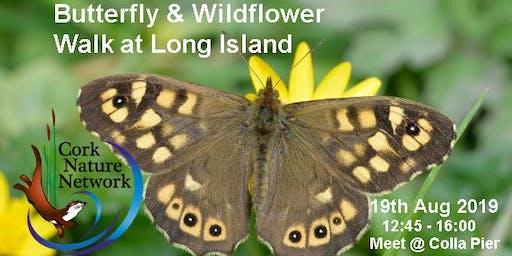 Butterfly and Wild Flower Walk on Long Island