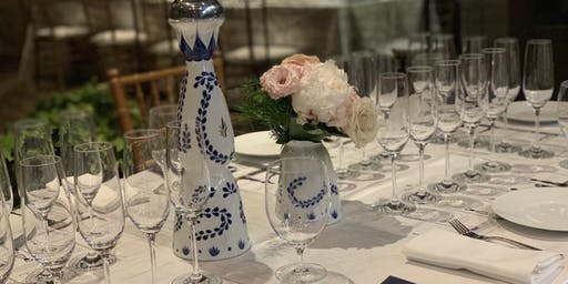Clase Azul Tequila Dinner 2019 - Mastro's Boston