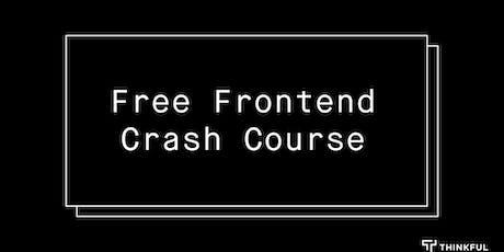 Free Crash Course | JavaScript Fundamentals tickets