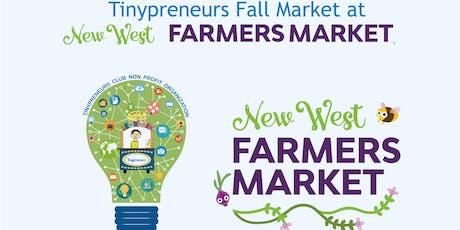 Tinypreneurs Club @ New West Farmers Market tickets