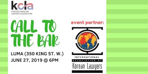 KCLA - 2019 Call to the Bar Celebration