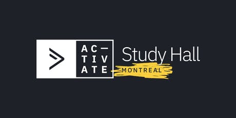 ActiveCampaign Study Hall | Montreal billets