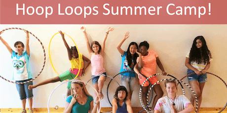 'Hoop Loops' Hula Hoop Summer Camp (Mad About Hula Hoops (Ages 5-9) tickets