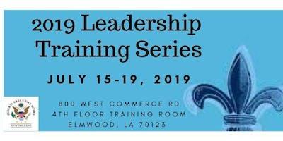 New Orleans Federal Executive Board Leadership Series - LEADERSHIP