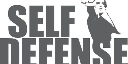 Womens Self Defense