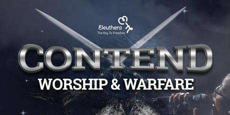Contend: Worship & Warfare  tickets