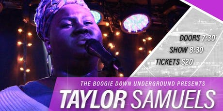 Starring Taylor Samuels Featuring Michelle and Maya Simone  tickets
