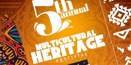 5th Annual Multicultural Heritage Festival tickets