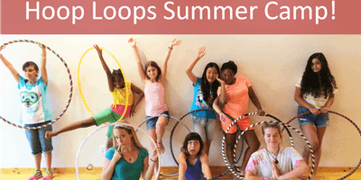 'Hoop Loops' Hula Hoop Summer Camp (Mad About Hoops Advanced Ages 10+)