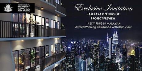 DATUM JELATEK - Hari Raya Open House + Property Project Preview, Show Units tickets