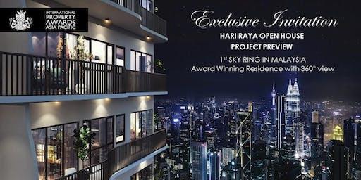 DATUM JELATEK - Hari Raya Open House + Property Project Preview, Show Units