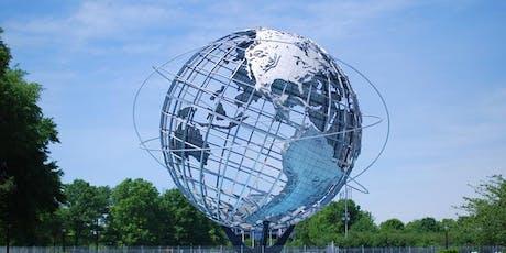 FREE Silent Disco Under The Unisphere! tickets