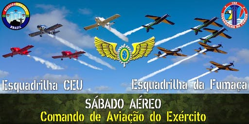 Sábado Aéreo 2019 - Comando de Aviação do Exército - CAvEx