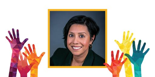 ADULTING: Finding Your Volunteer Passion, Making a Real Difference with Sandy Morales (Attend Online or In-Person)