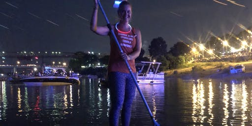 4th of July Fireworks Standup Paddle