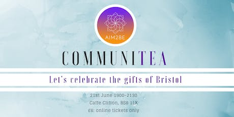 AIM2BE Communitea tickets