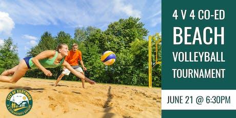 Kentwood Beach Volleyball Tournament tickets