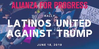 Latinos United Against Trump