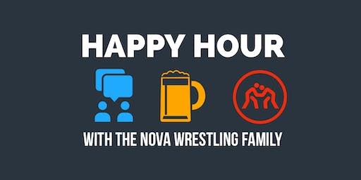 "NOVA Wrestling ""fall kick off"" Happy Hour Social"