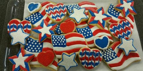 Kids Camp-4th of July Sugar Cookie Decorating tickets