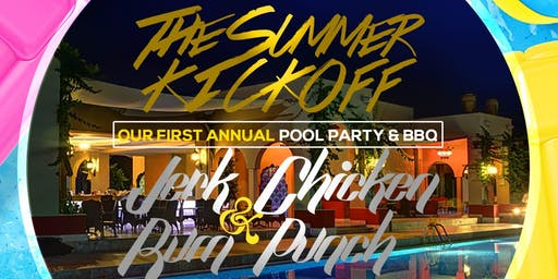 DAUNION PRESENTS THE SUMMER KICK OFF