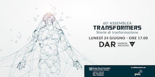 Assemblea 2019 - Transformers