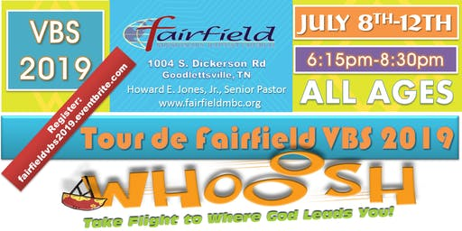 Fairfield VBS 2019