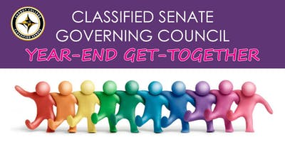 Classified Senate Governing Council Year-End Get-Together