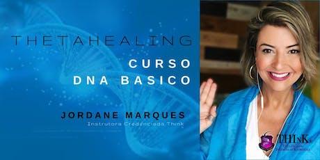 THETAHEALING - DNA BÁSICO - FLORIPA - JULHO ingressos