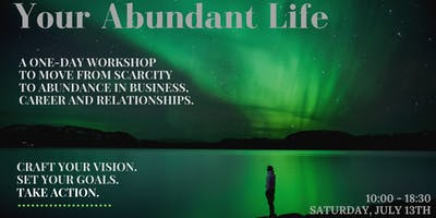 Your Abundant Life. Say YES to your aspirations. Discover professional & relational prosperity
