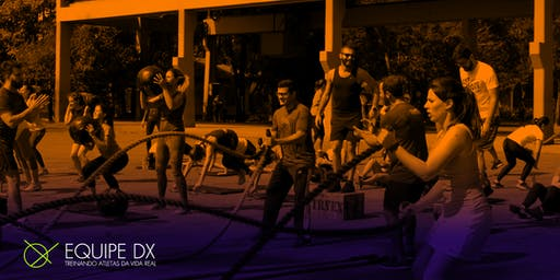 Equipe DX - Yoga + Circuito Funcional - #134 - S.C.Sul