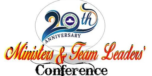 OHCC - Ministers & Team Leaders Conference - 2019