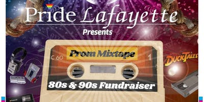 PRIDE Lafayette Fundraising Dance Party!