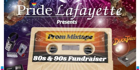 PRIDE Lafayette Fundraising Dance Party! tickets
