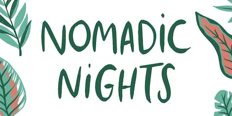 Nomadic Nights tickets