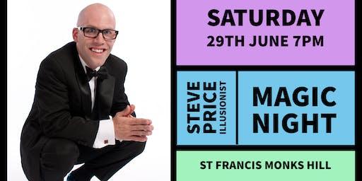 Steve Price's Big Magic Show