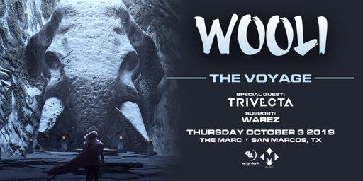 10.3 | WOOLI | THE MARC | SAN MARCOS TX