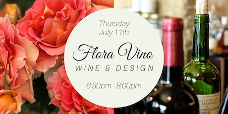 Flora Vino - Wine & Design tickets
