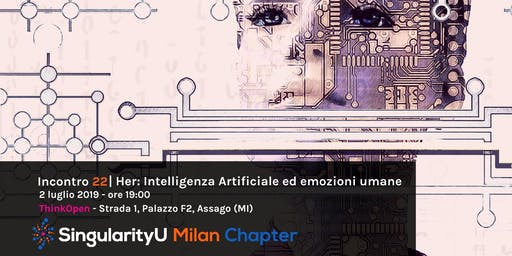 SingularityU Milan Chapter – Incontro 22