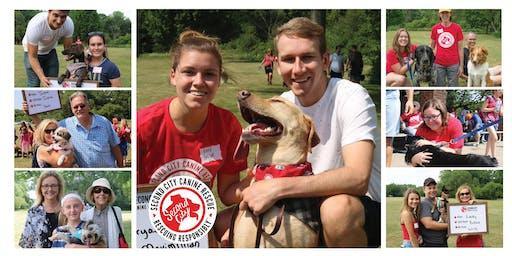 Second City Canine Rescue Reunion 2019