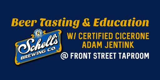 Beer Tasting & Education w/ Schell's