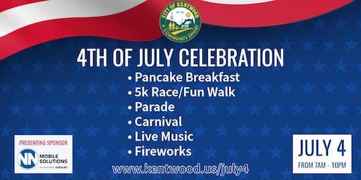 Kentwood 4th of July Celebration