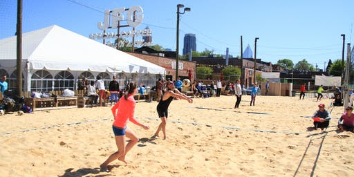 8/3 - Coed 2's Sand Volleyball Tourney